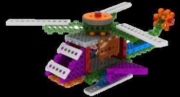 Методическая разработка занятия «Модель Вертолет»