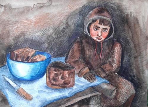 Воловиченко Софья, 14 лет
